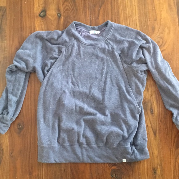 c66f316b90 bun maternity Tops - Bun maternity purple relaxed nursing sweatshirt